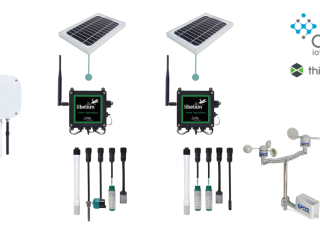 Libelium-DVM-Thingworx SmartFarm Solution Kit