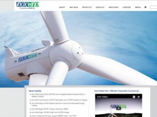 Inox Wind - Green Energy Solution