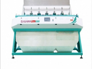 Grain Color Sorter for Pumpkin Seeds, Raisin, Nuts, Beans