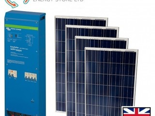 Victron Easy Solar 5000kVA Off Grid Solar PV Kit System