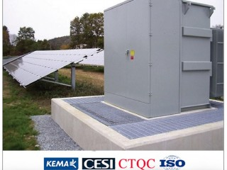 New Energy Transformer 33kv to 11kv for Three Phase Solar System
