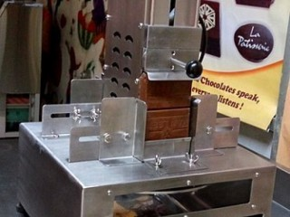 Chocoman Chocolate Flaking Machine