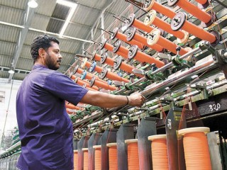 Solutions in Textile Industry - Fully automated