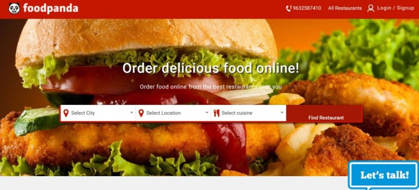 Swiggy clone script| Online food ordering and delivery